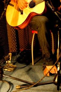 Roberto Diana recording studio