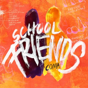 School friend coma artwork