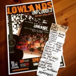Lowlands Vinyl