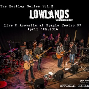 Lowlands Physical CD