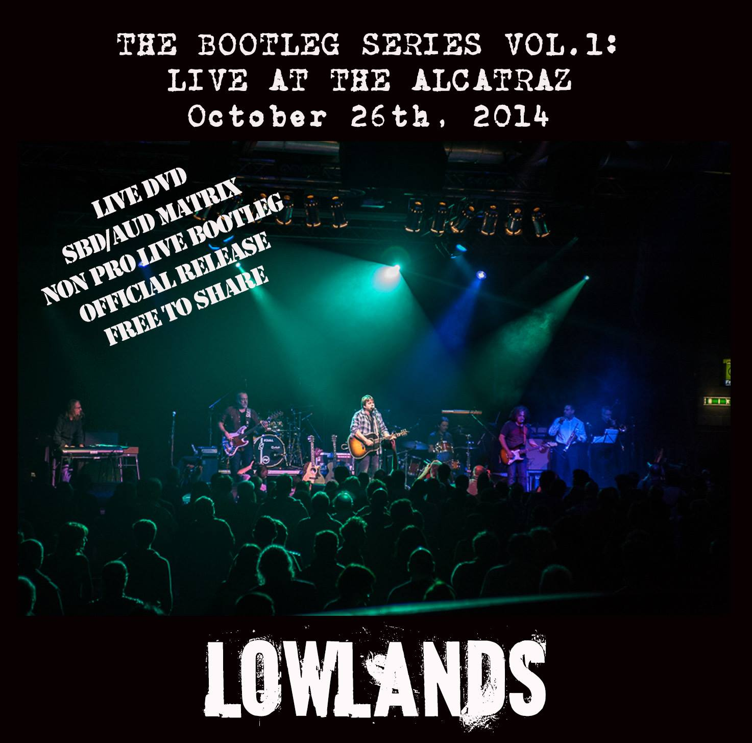 Roberto Diana – Official Website Lowlands - Bootleg Series Vol  1