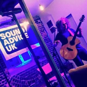 Roberto Diana LIve a Londra Sound Advice UK