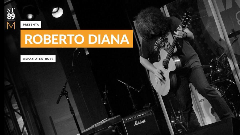 Roberto Diana spazio teatro 89 Milano