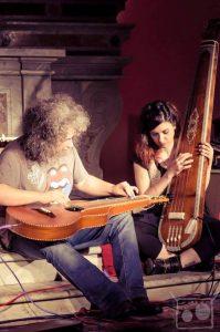 Roberto Diana and Giulia Cartasegna Weissenborn and Tanpura