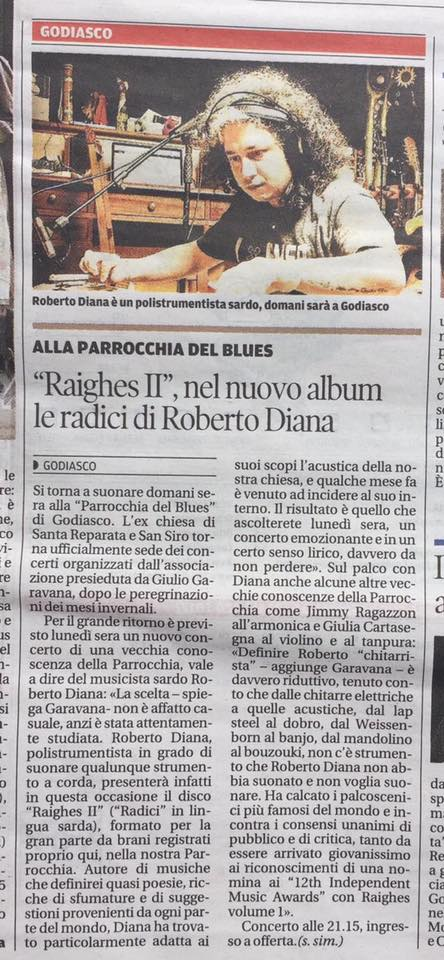 La Provincia Pavese (March 26)
