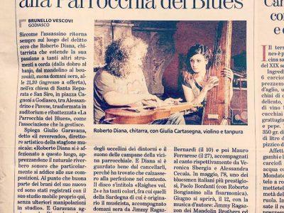 La Stampa (March 26)