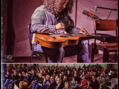 Roberto Diana Weissenbor Perosi Project Sold Out Concert