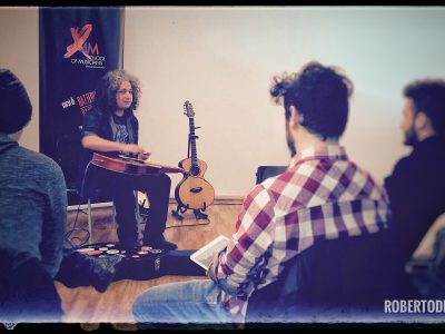 Roberto Diana Weissenborn Workshop Turin x4m - School of musicians