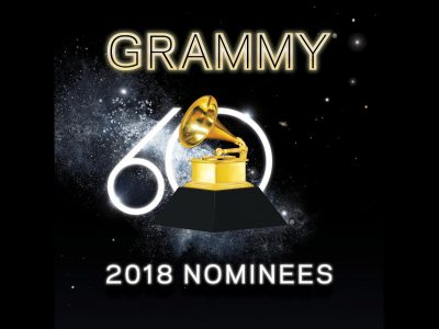 60th Grammy Awards Nominees 2018
