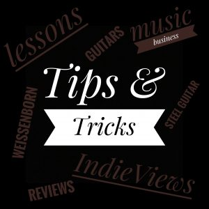 Tips & Tricks - Weissenborn - lessons - guitars -Reviews - IndieViews
