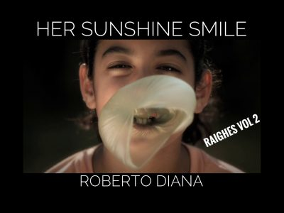 Her Sunshine Smile by Roberto Diana