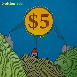 GOLDENTREE 5$ MUSIC ALBUM