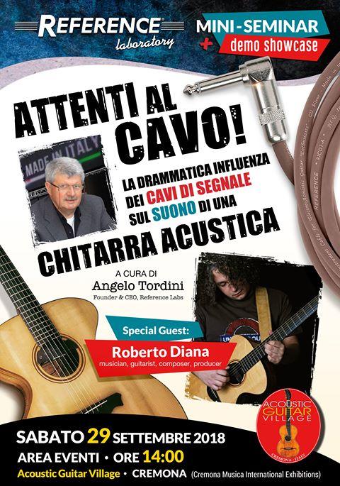 Reference Laboratori Cremona MondoMusica Area Eventi Seminari