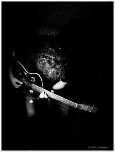 Roberto Diana Dobro, bottleneck, Resonathor guitar