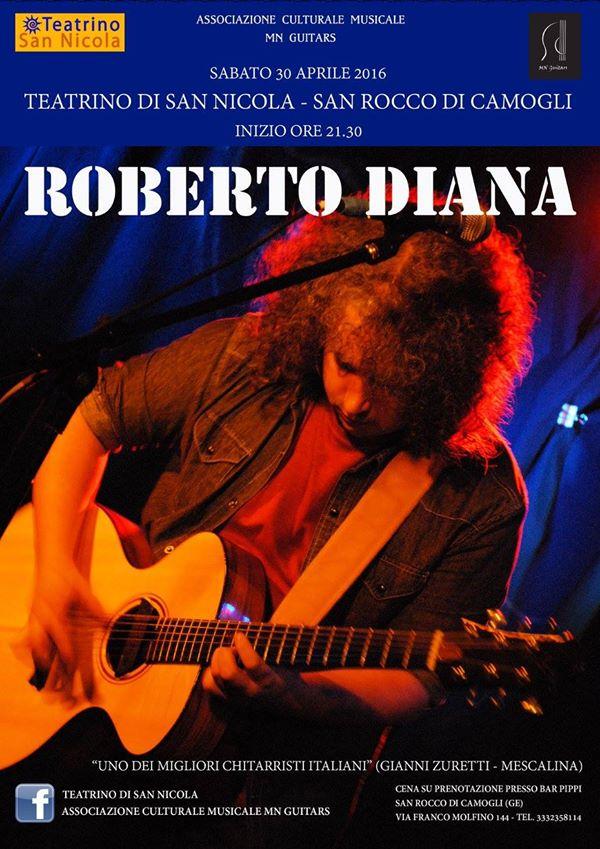 Roberto Diana san Rocco di camogli