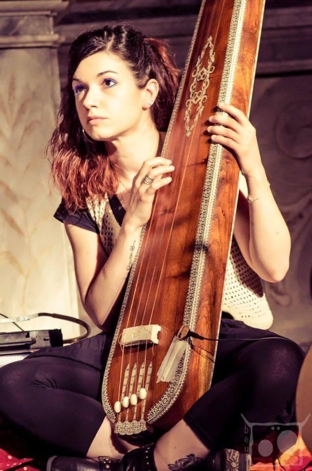 Giulia Cartasegna Tanpura