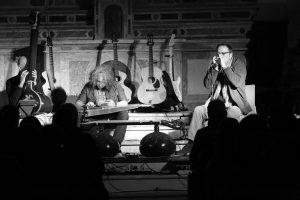 Roberto Diana - Godiasco - La Parrocchia del Blues SOLD OUT