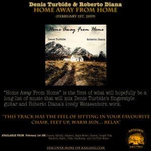 home away from home Denis Turbide & Roberto Diana