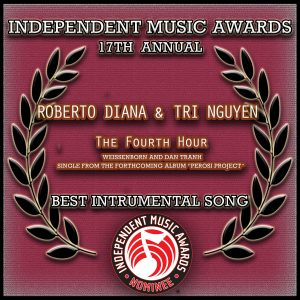 17TH INDEPENDENT MUSIC AWARDS Nominee Roberto Diana Weissenborn Tri Nguyen Dan Tranh