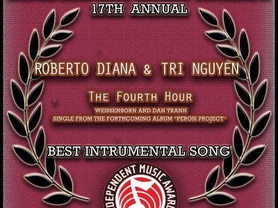 17TH INDEPENDENT MUSIC AWARDS Nominee Roberto Diana Weissenborn Tri Nguyen Dan Tranh